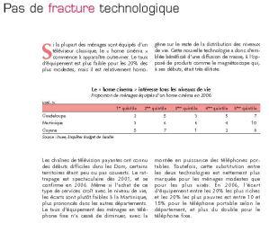 INSEE AG 2006 pas de fracture technologique
