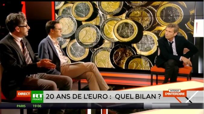 20 ans de l'Euro quel bilan